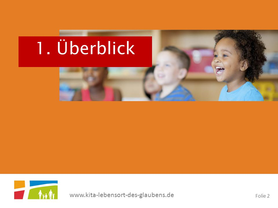 www.kita-lebensort-des-glaubens.de Folie 3 Zahlen und Fakten Kindergartensituation 2014/2015