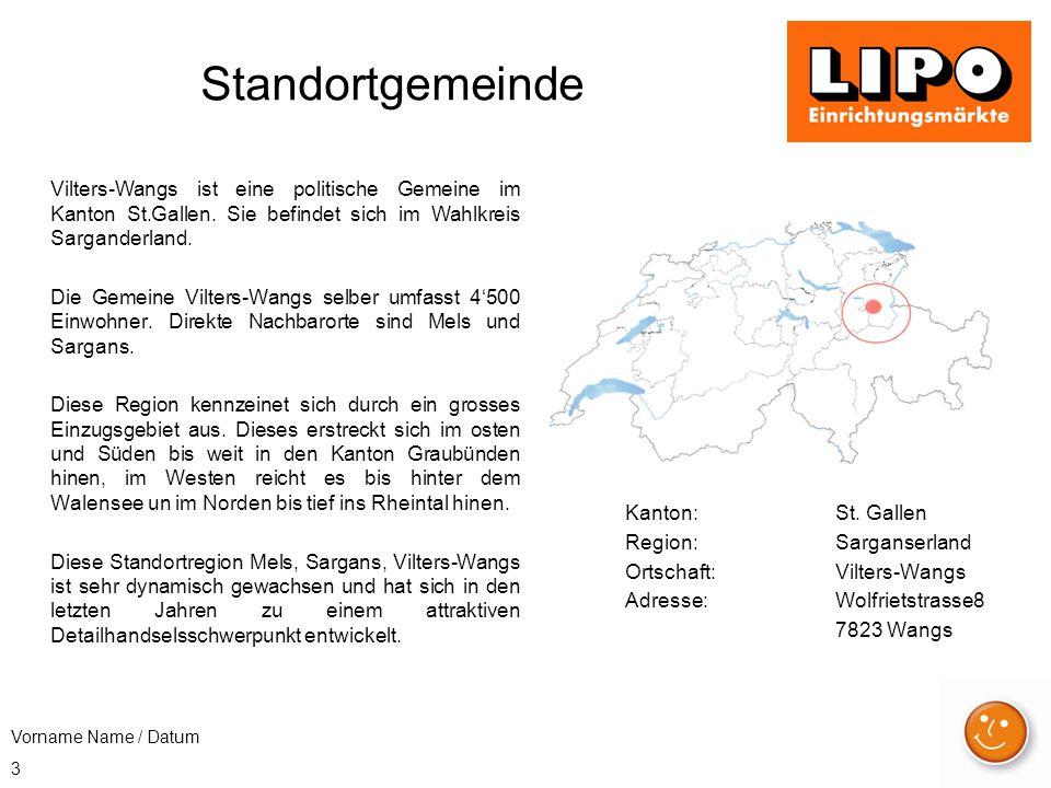 3 Standortgemeinde Vilters-Wangs ist eine politische Gemeine im Kanton St.Gallen. Sie befindet sich im Wahlkreis Sarganderland. Die Gemeine Vilters-Wa