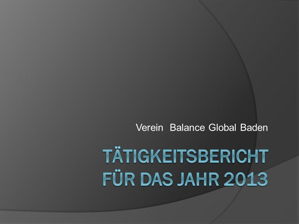 Verein Balance Global Baden