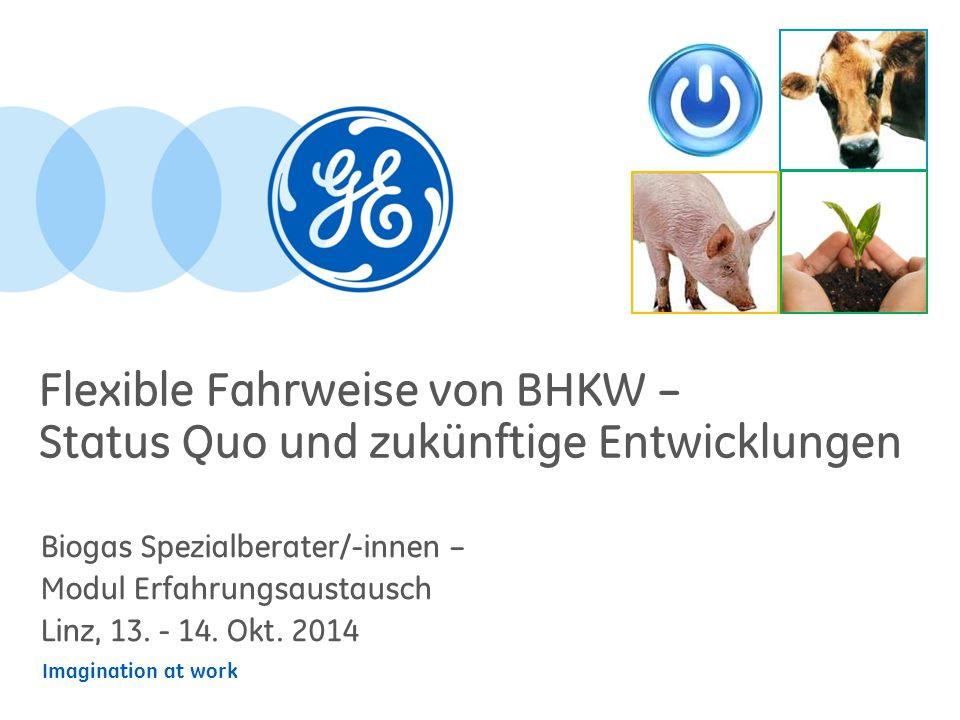 2 / GE Jenbacher / Regelenergie 13.-14.Okt.