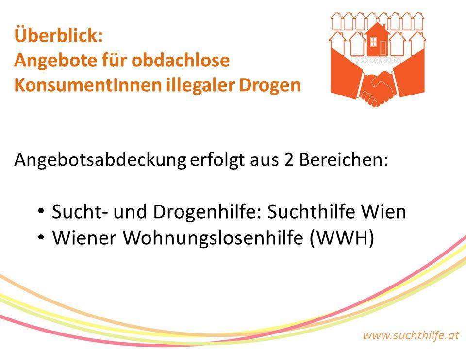 www.suchthilfe.at – Streetwork – Tageszentrum jedmayer – Notschlafstelle jedmayer – Beratung & Betreuung jedmayer – Betreutes Wohnen – Ambulatorium Suchthilfe Wien Überblick Angebote Suchthilfe