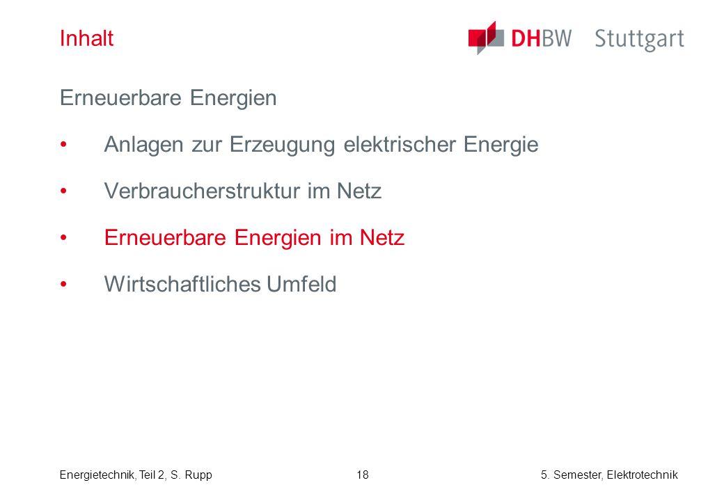 Energietechnik, Teil 2, S.Rupp5.