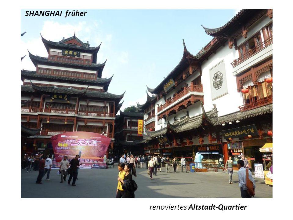 SHANGHAI die Welt-EXPO-Stadt 2010 Shanghai
