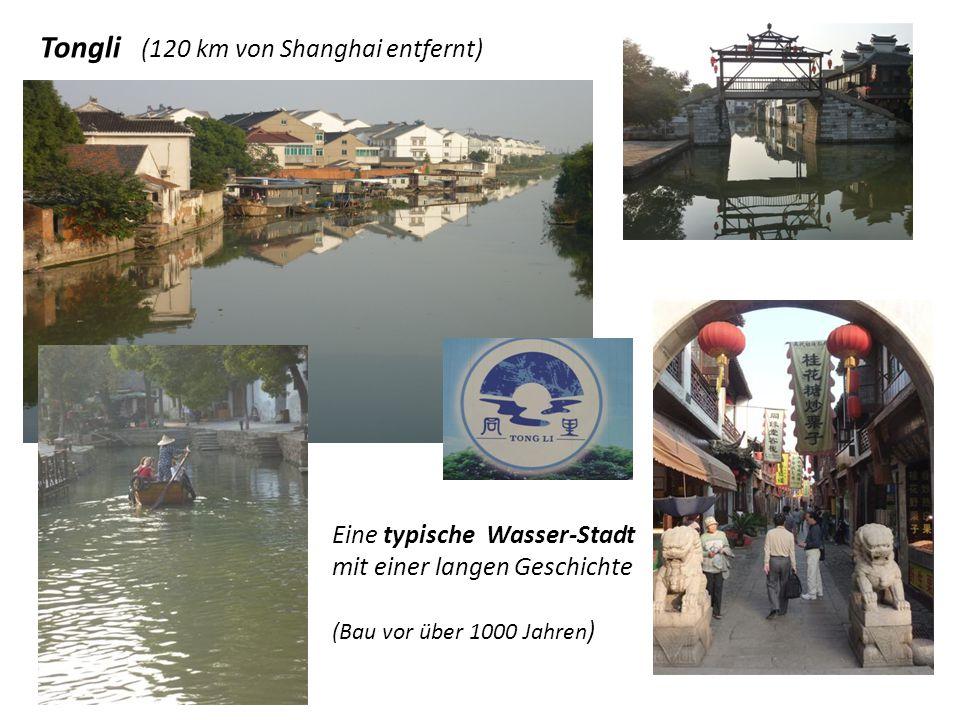Seiden-Herstellung Von der Seidenraupe über den Kokon zu erstklassigen Seide- Produkten Besuch der Seidenfabrik in Souzhou (90 km von Shanghai )