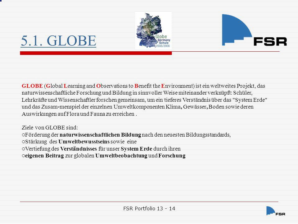 FSR Portfolio 13 - 14 5.1.