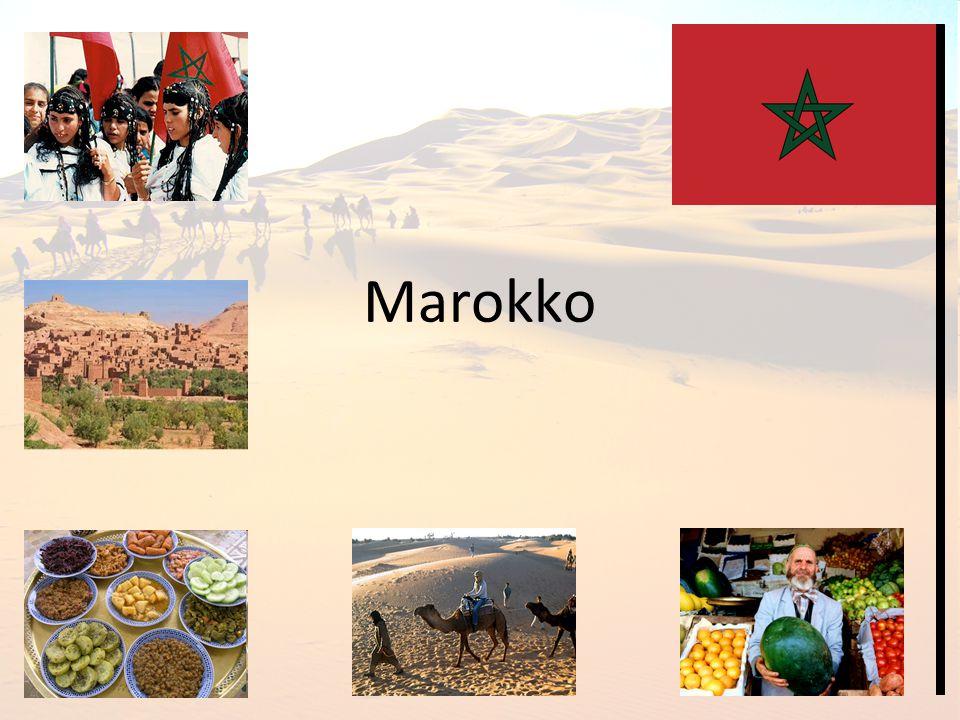 Lage Marokko liegt im Nordwesten Afrikas und ist durch die Straße von Gibraltar vom europäischen Kontinent getrennt.