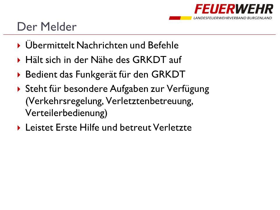 """Erste Löschleitung  Angriffsbefehl des GRKDT:  """"ATR mit C-Rohr (Angriffsziel, Angriffsweg, evtl."""