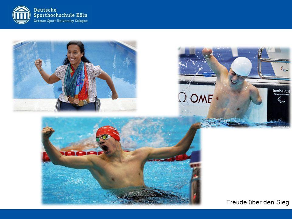Schulabschluss Gesundheit: – keine Verschlechterung des Behinderungsgrades Sportlich: – Paralympics und Weltmeisterschaften, Erfolg Wünsche für die Zukunft und sportliche Ziele 4.