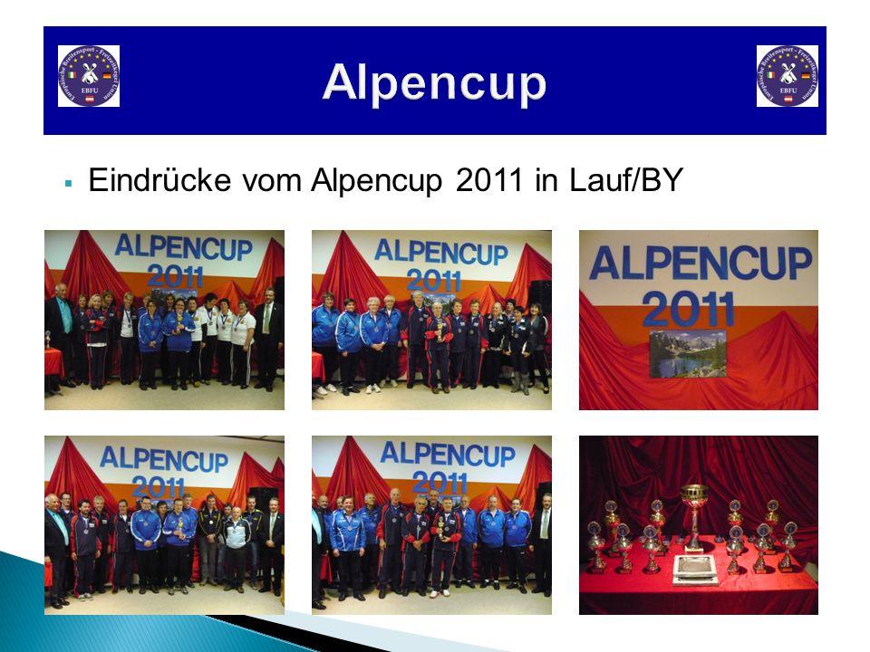  Eindrücke vom Alpencup 2011 in Lauf/BY