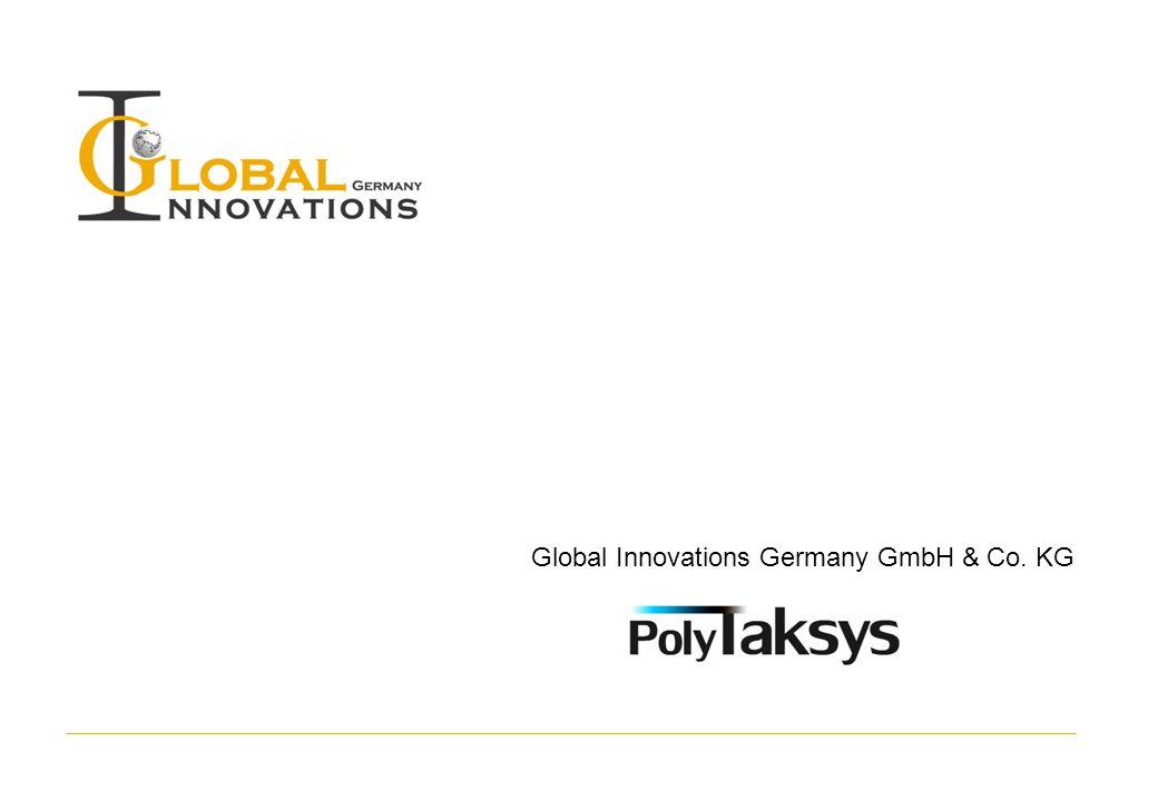 Projektansatz 2 Kooperation Technologie-Wirtschaftstransfer Entwicklung von PolyTaksys im LaborEinführung in die Wirtschaft www.globalinnovations.de