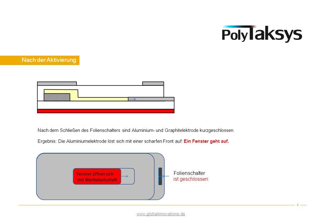 Einsatzmöglichkeiten 7 Das PolyTaksys ist vielseitig einsetzbar.