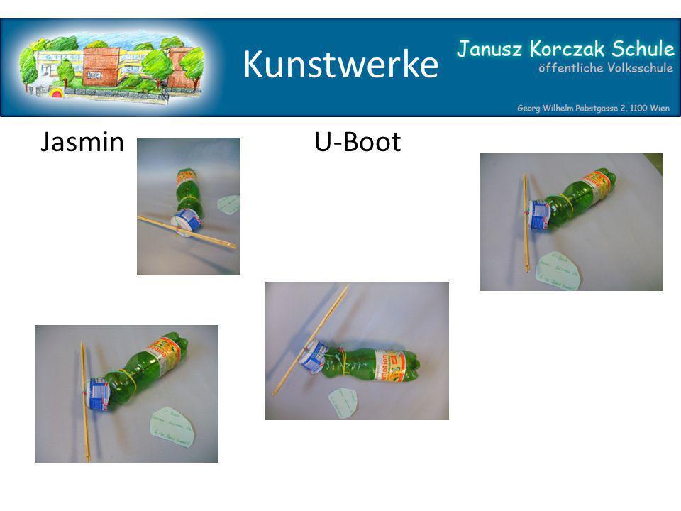 Kunstwerke JasminU-Boot