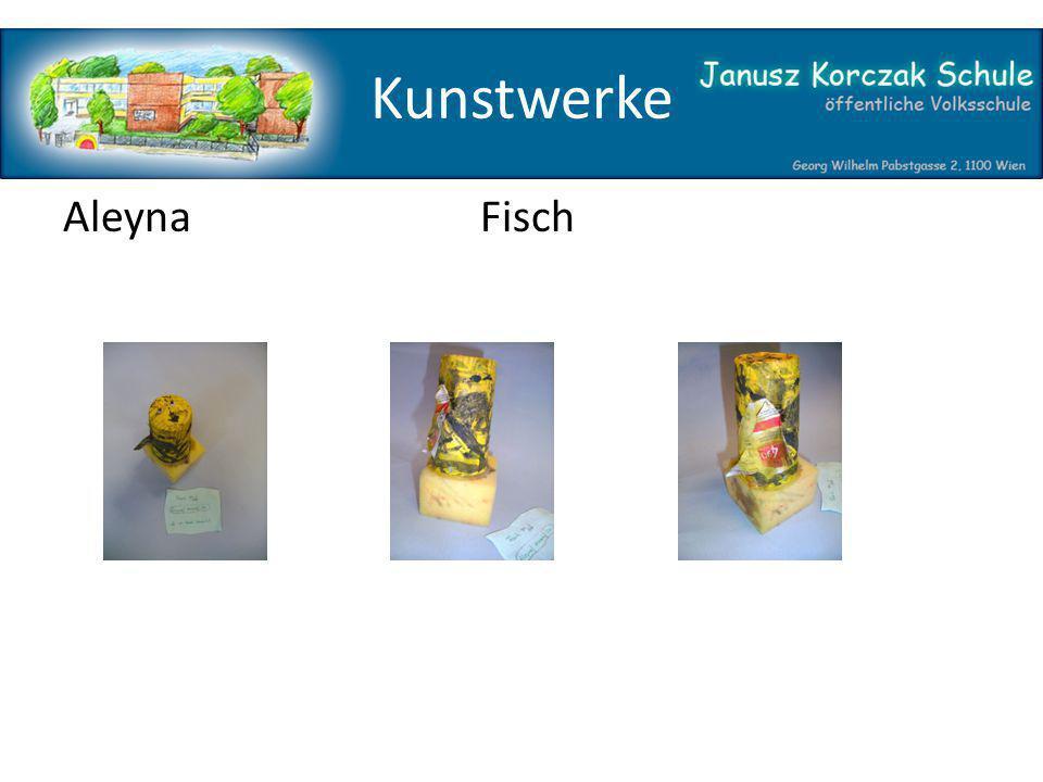 Kunstwerke AleynaFisch