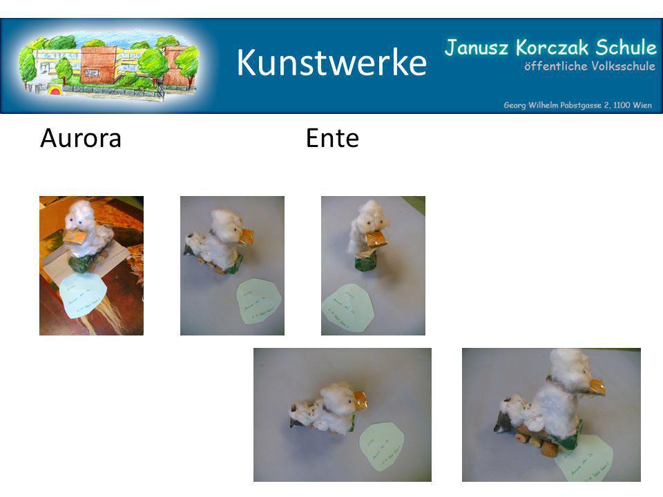 Kunstwerke AuroraEnte