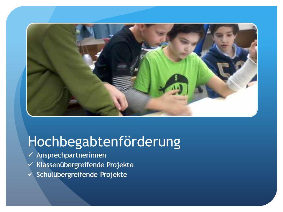 Natur und Technik Schulgarten Bits & Bytes Chemieprojekt mit dem Akademischen Gymnasium