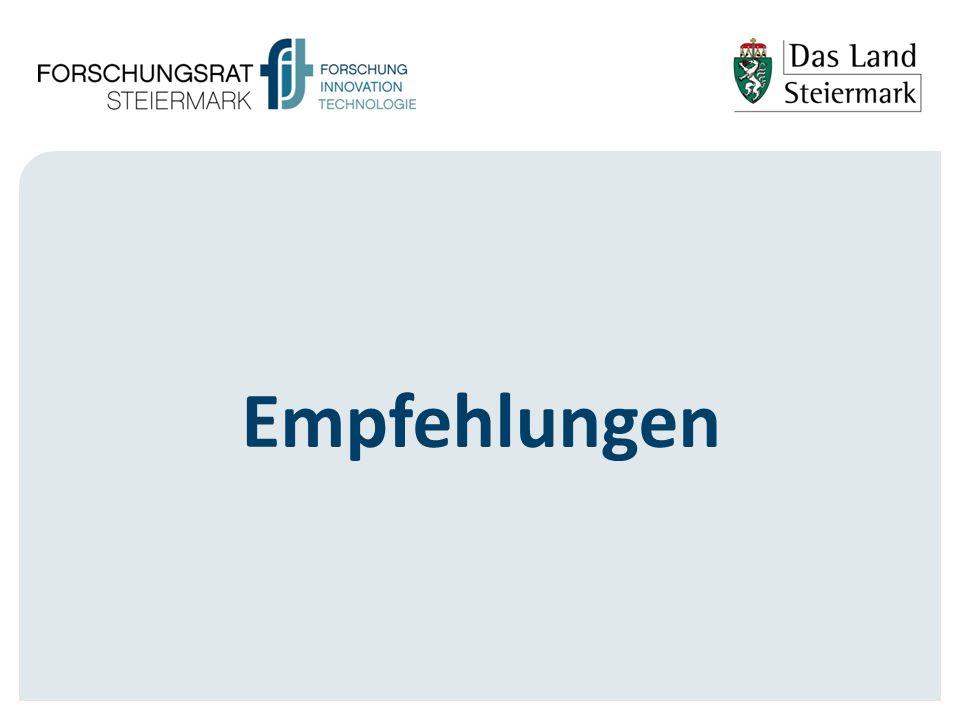 6 Healthy Aging & Assisted Living  Aufbau einer regionalen Stakeholderplattform (Forschung, Unternehmen u.