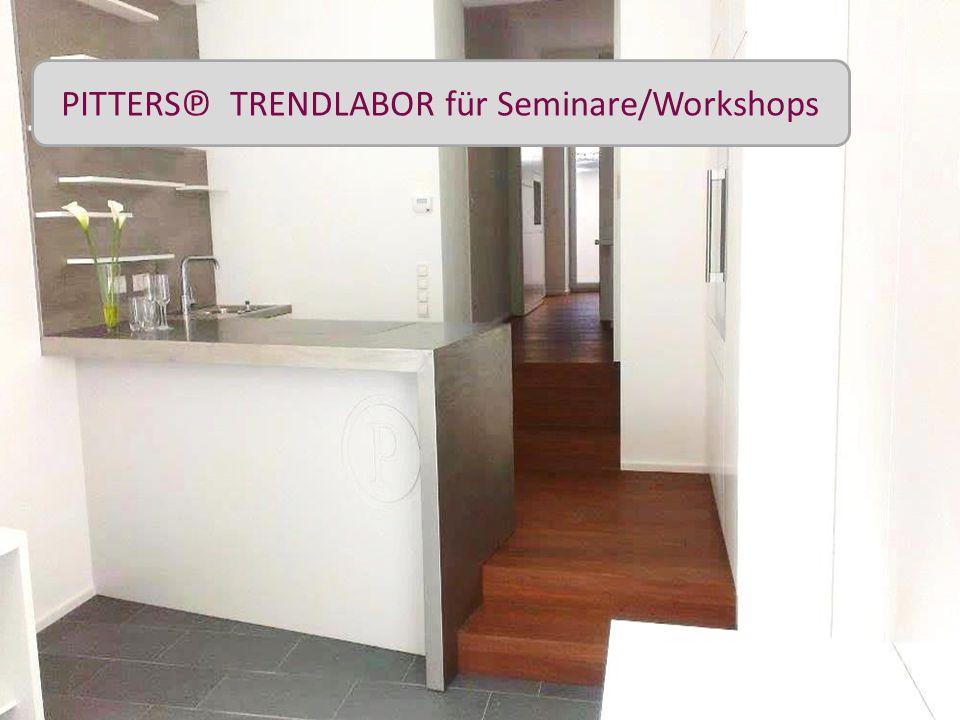 PITTERS℗ TRENDLABOR für Seminare/Workshops