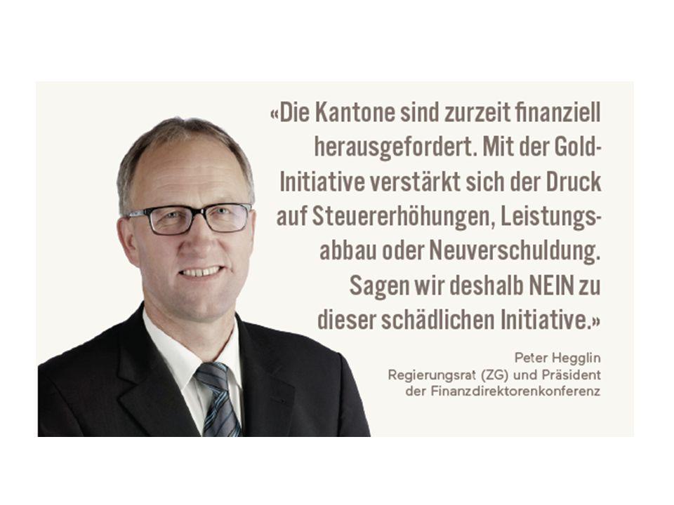 Gewinnausschüttung der SNB