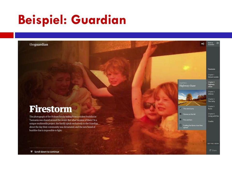 Beispiel: Guardian