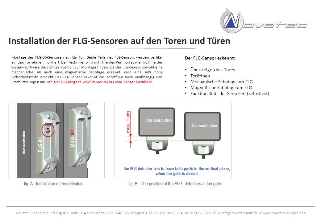 Novatec Sicherheit und Logistik GmbH An der Pönt 67-69 40885 Ratingen Tel.