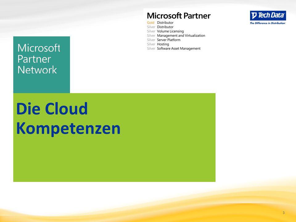 3 Die Cloud Kompetenzen
