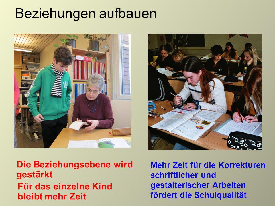 Clubschul-Bedingungen für den Fremdsprachenunterricht.