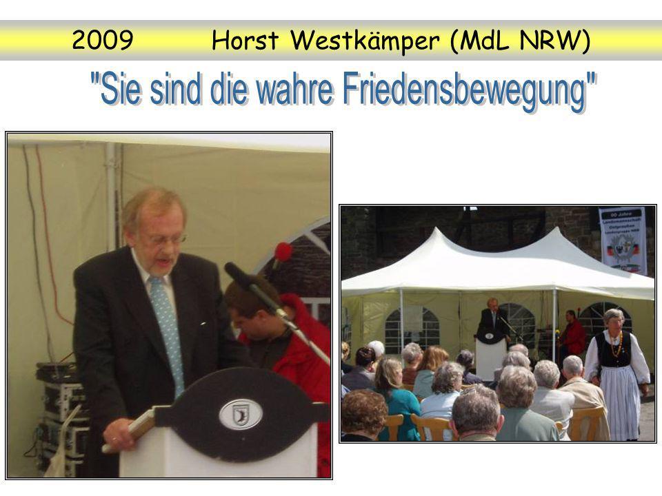 2010 Festredner Hubert Maessen, WDR-Redakteur