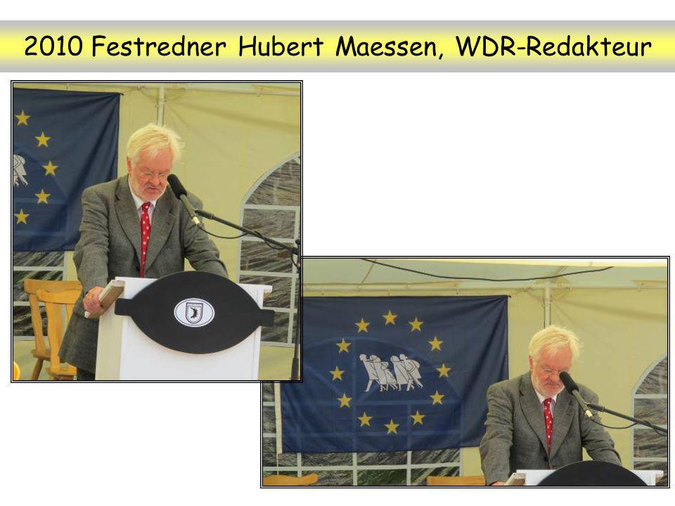 2011 Festredner Prof. Dr. Patrick Sensburg, MdB