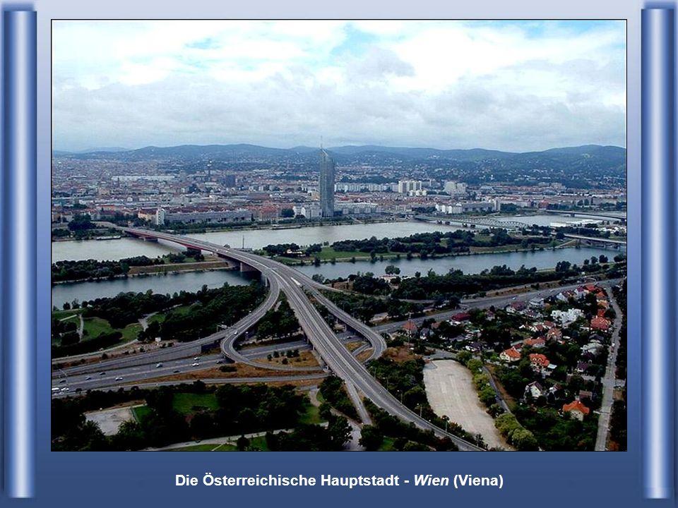 Die Österreichische Hauptstadt - Wien (Viena)