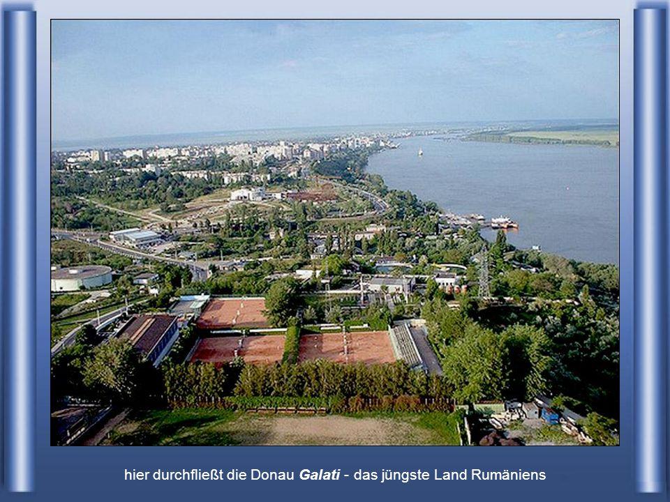 Tulcea ist eine Stadt in Rumänien und Hauptstadt des gleichnamigen Kreises.