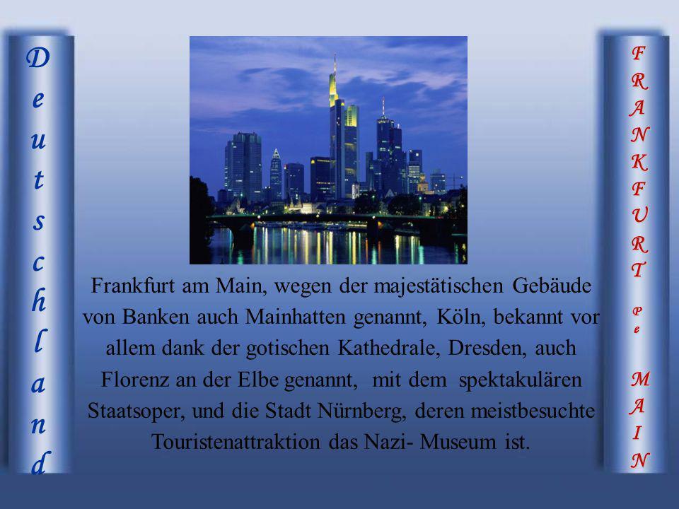 FRANKFURTFRANKFURTPPeeMAINMAINFRANKFURTFRANKFURTPPeeMAINMAINPe DeutschlandDeutschland Frankfurt am Main, wegen der majestätischen Gebäude von Banken a