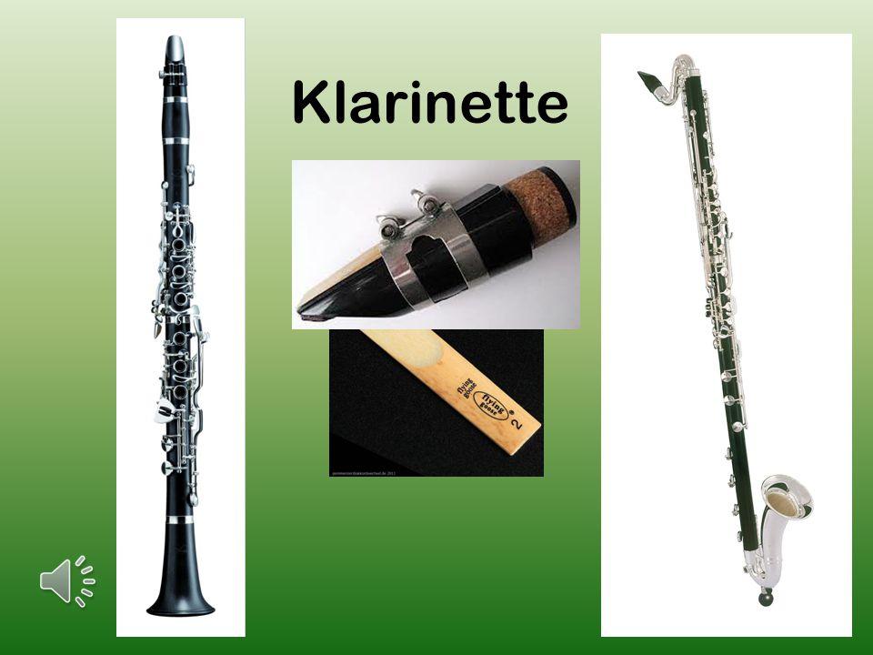 Obwohl das Saxophon aus Metall gebaut ist gehört es ebenfalls zu der Gruppe der Holzblasinstrumente.