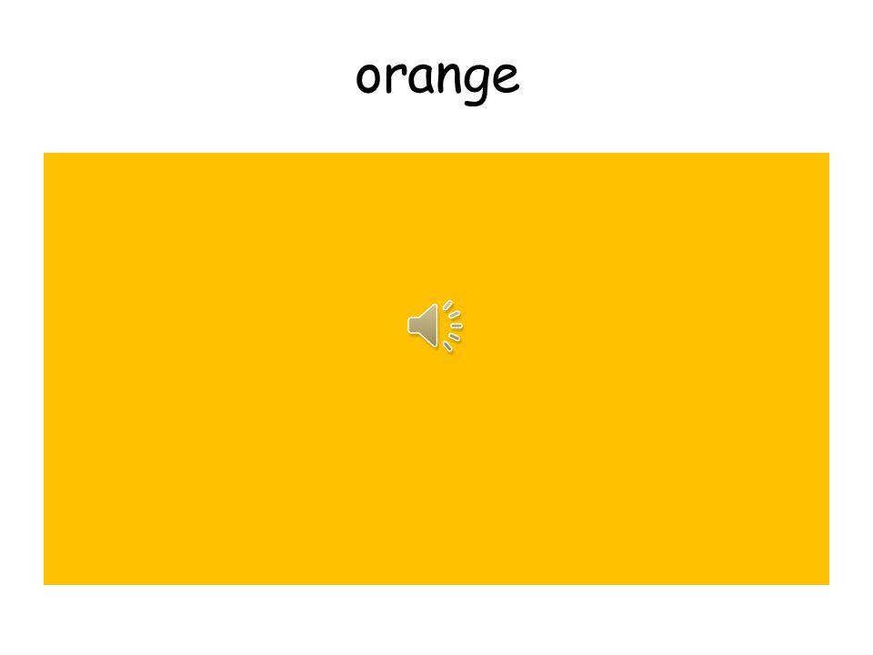 Ich mag gelb.