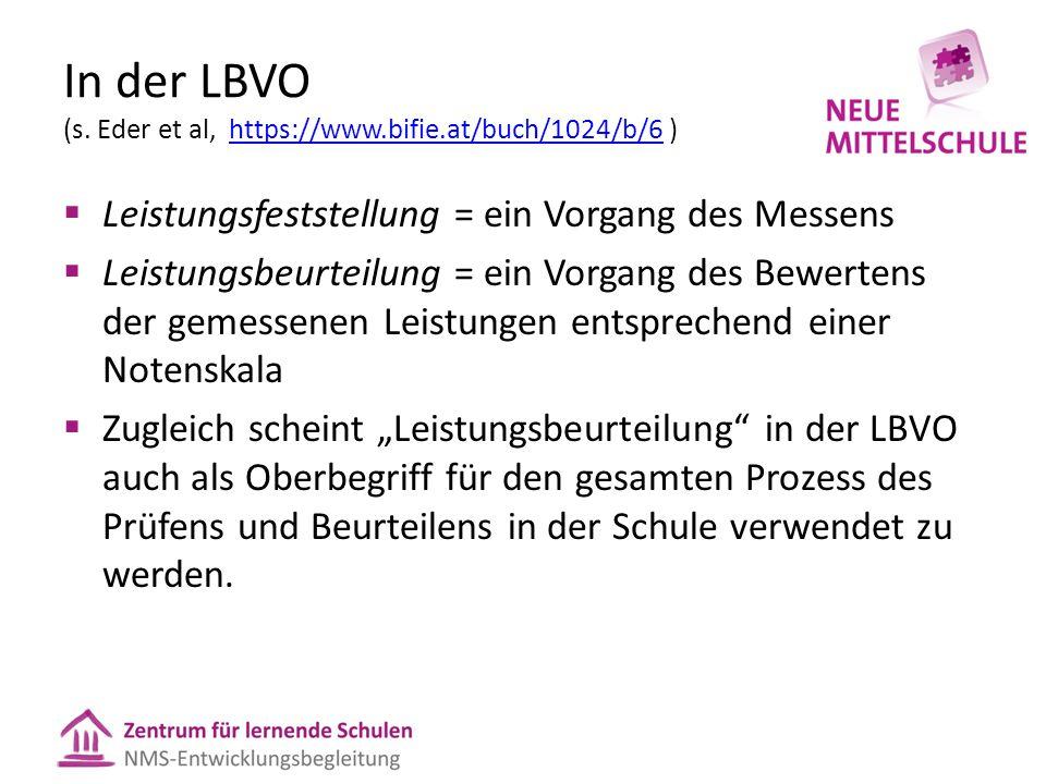 In der LBVO (s.