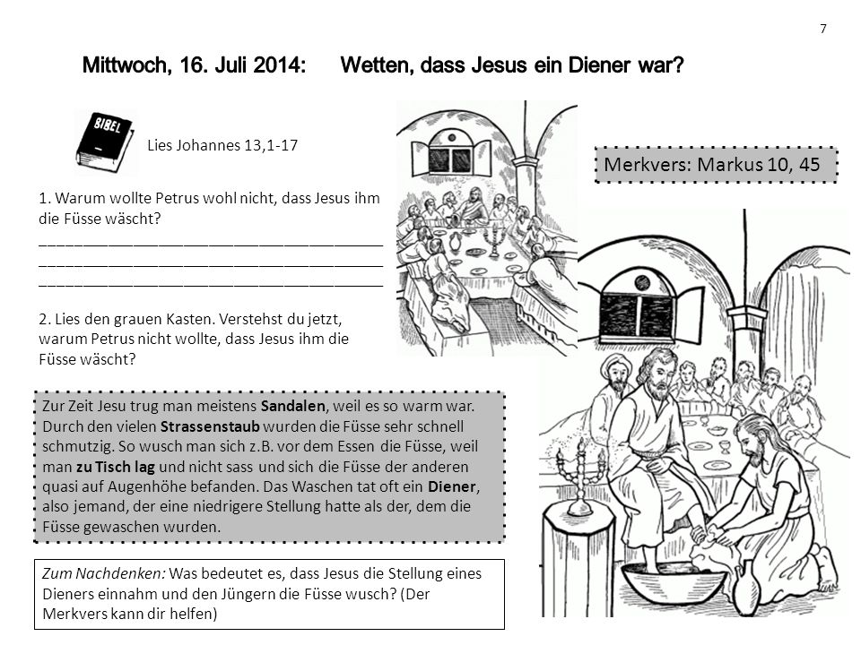 """Lies Markus 14, 27-31 und Lukas 22, 54-62 1.Was heisst """"verleugnen ."""