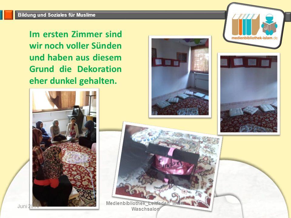 Bildung und Soziales für Muslime Regeln: Zimmer 2 1.Gibt dem Schaitan keine Chance: Dein Feind ist der Shaytan und er kommt schrittweise und flüstert dir ein.