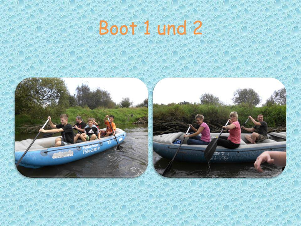 Boot 1 und 2