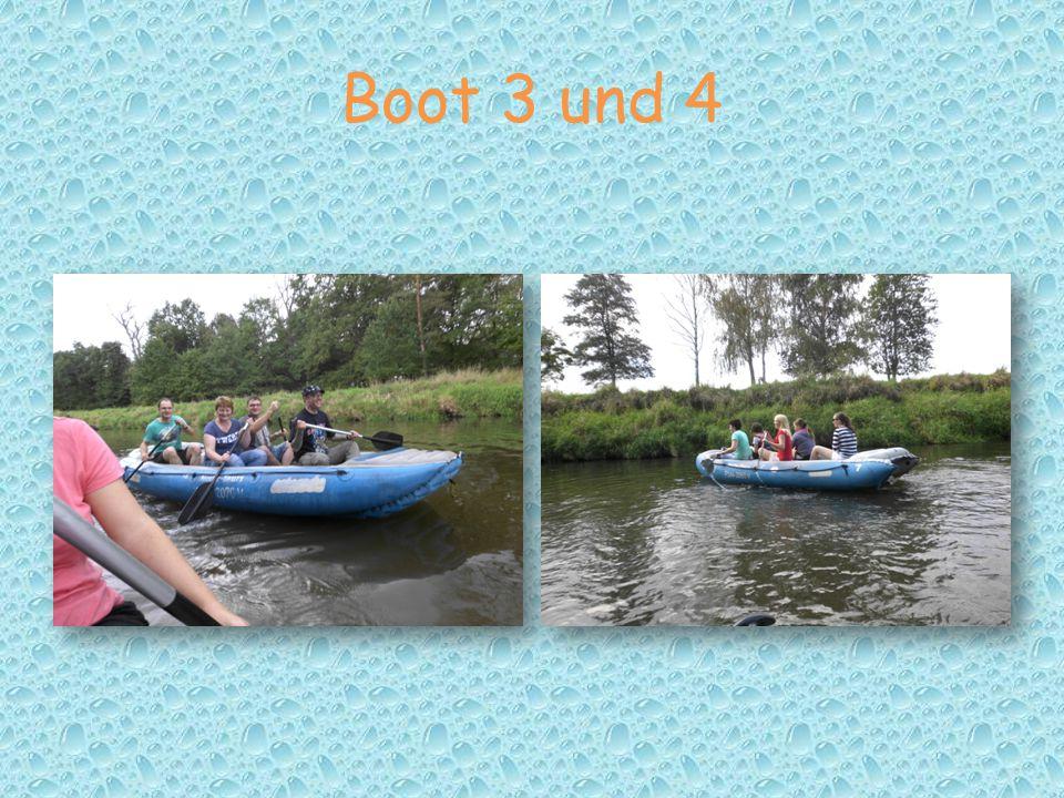 Boot 3 und 4