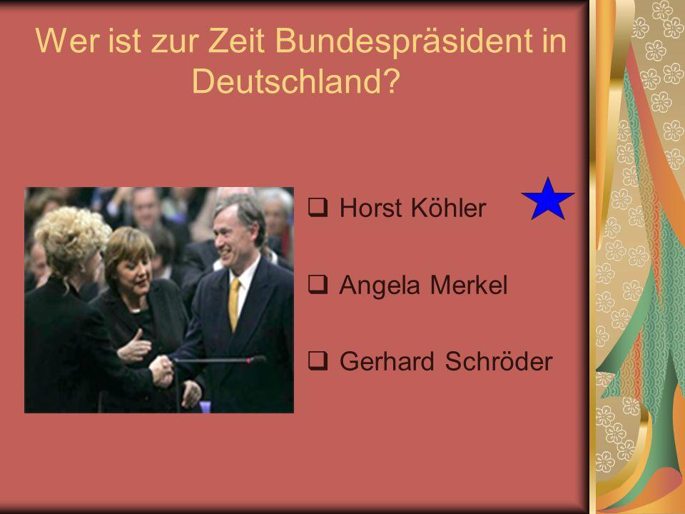 Wie sind die deutschen Nationalfarben ? blau-weiß-rot schwarz-rot-gold grün-gold-schwarz