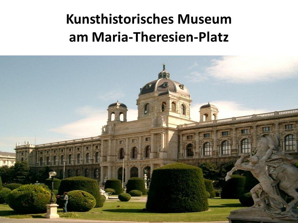 Kunsthistorisches Museum am Maria-Theresien-Platz