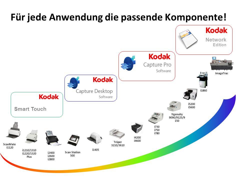 Document Imaging 3 Drei neue Kodak Software Produkte 1.Capture Software Pro 3.0.