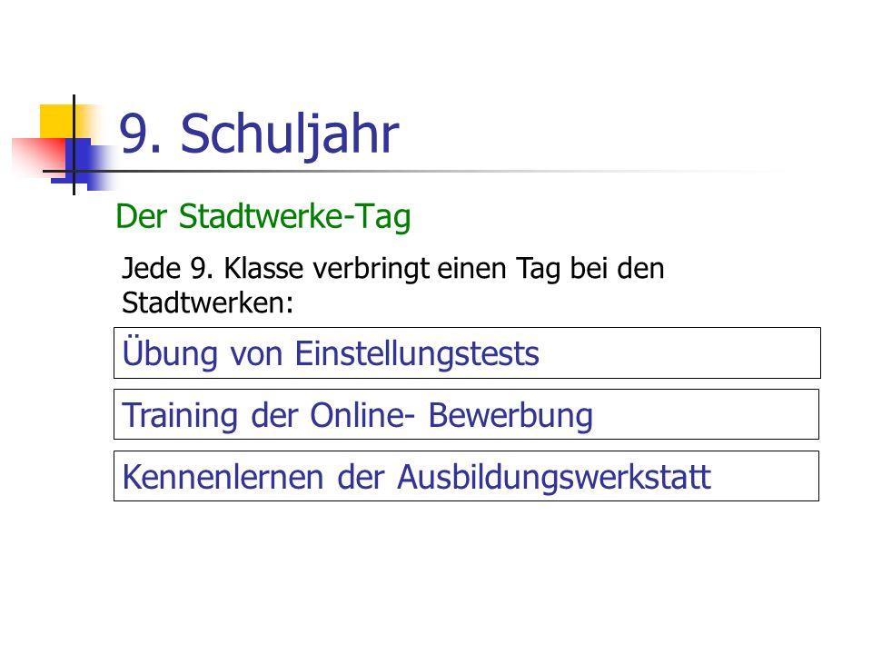 10 Jahre Kooperation HS Bernburger Straße – Stadtwerke D'dorf AG Vielen Dank für Ihre Aufmerksamkeit !