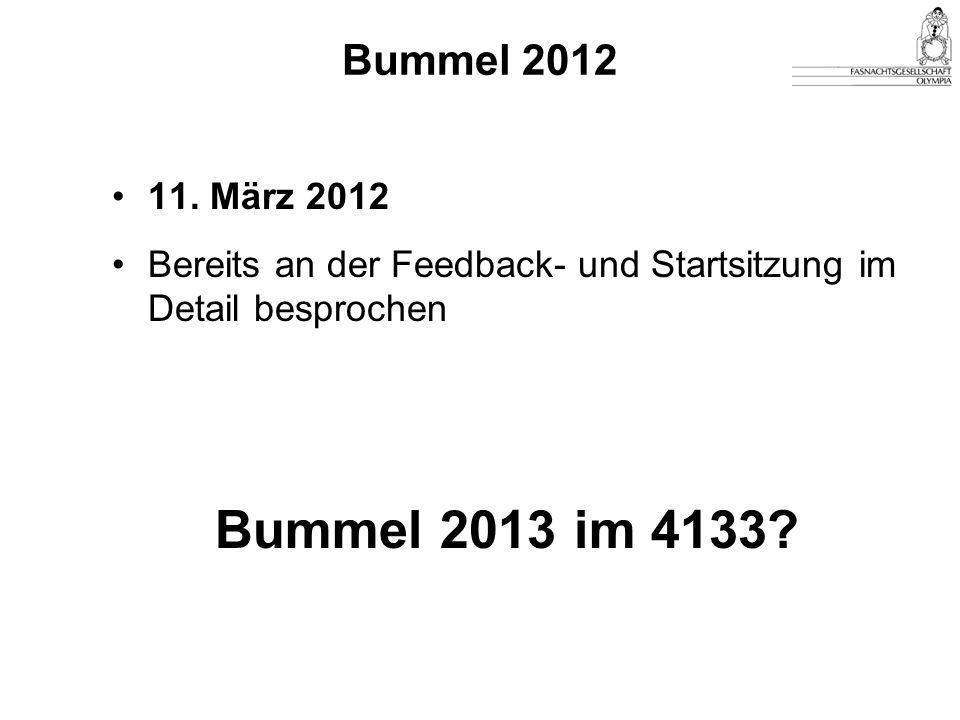 Bummel 2012 11.