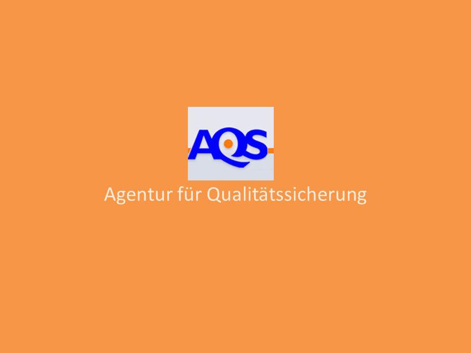 Agentur für Qualitätssicherung