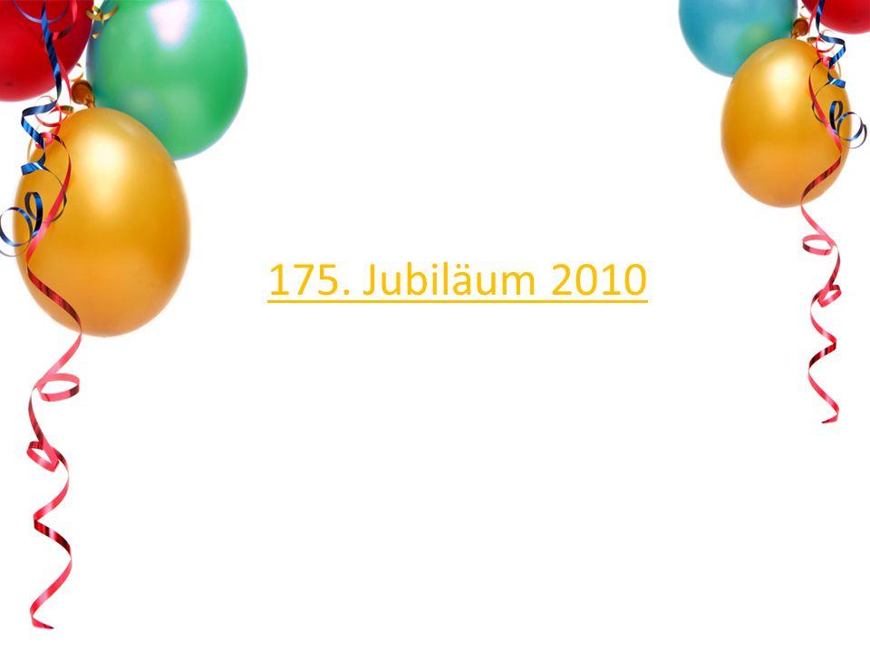 175. Jubiläum 2010