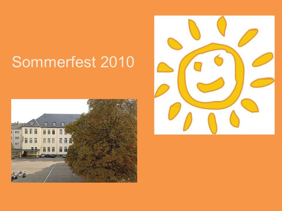 - Sommerfest 2010