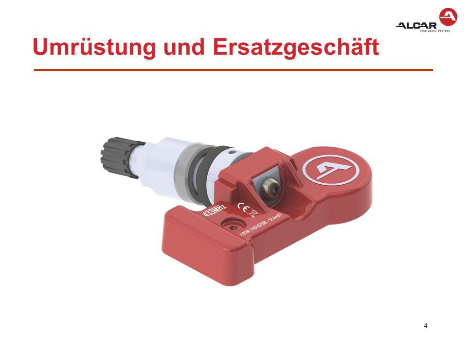ALCAR Webshop  Korrekte Zuordnung von Sensoren zu Alcar Stahl- und Leichtmetallrädern  Fahrzeugmarke/Fahrzeugmodell/Motorvariante  RDKS DIREKT oder INDIREKT bzw.