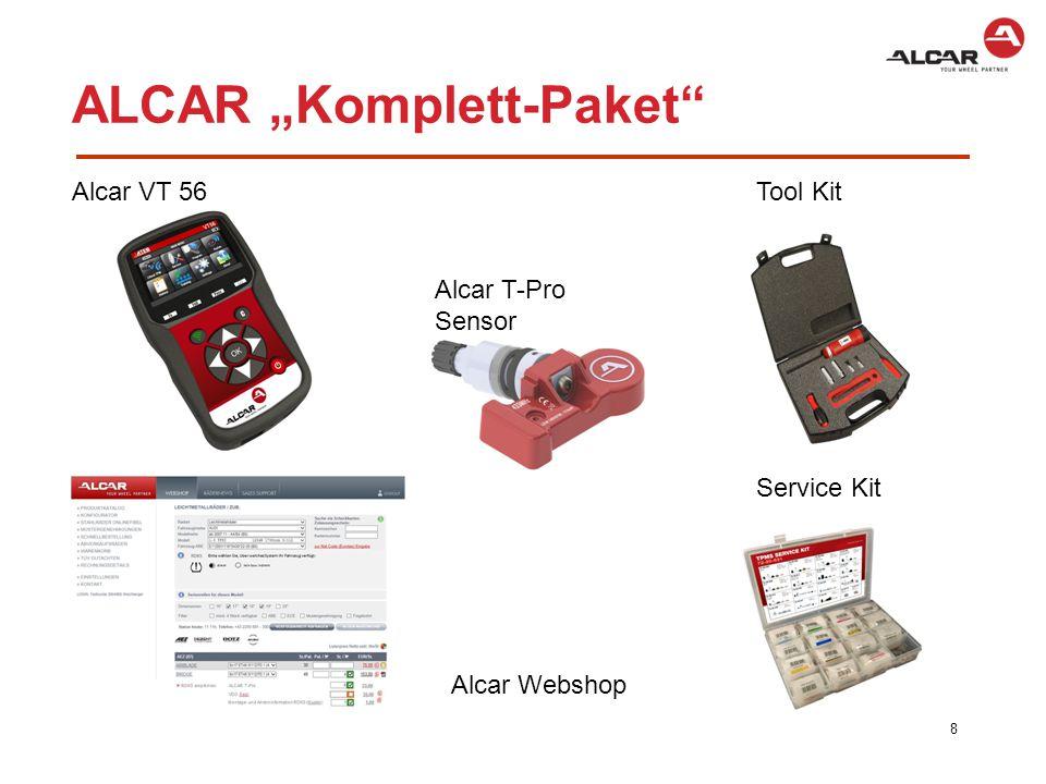 9  ATEQ ist weltweit die Nr.1 im Bereich RDKS für die Autoindustrie.