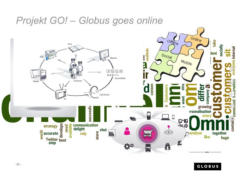 Projekt GO.– Globus goes online Herausforderung Multi-channel – was tun.