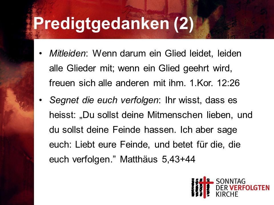Predigtgedanken (3) Jesus fühlt mit: Als Saulus in brennendem Hass nach Damaskus unterwegs ist, begegnet ihm der auferstandene Herr.